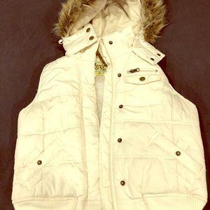 White vest size medium